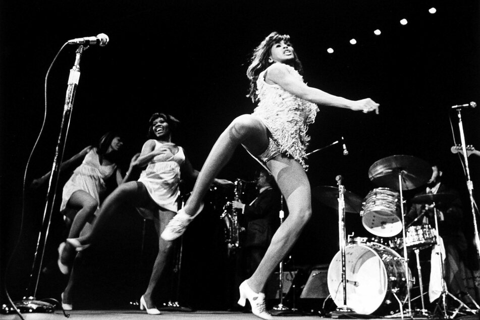 Tina Turner granted Lindsay and Martin access to never-before-seen material from her private archives (archive image).