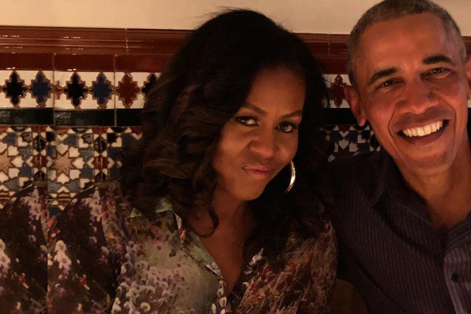 Jahrestag: Michelle und Barack Obama sind verliebter denn je!