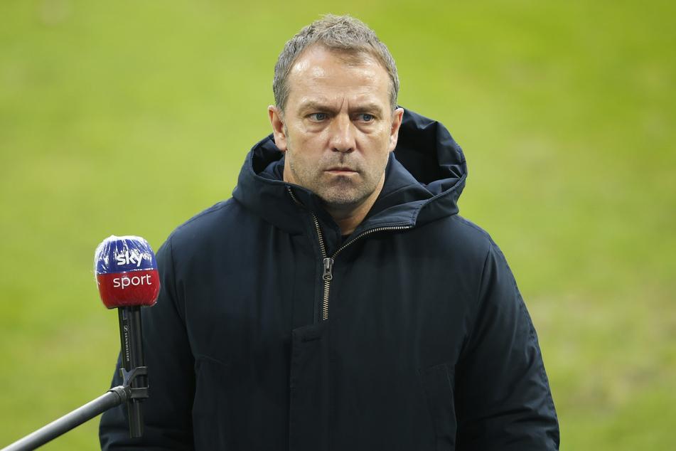 Dürfen sich Trainer Hansi Flick (55) und der FC Bayern München über Dayot Upamecano (22) als Neuzugang freuen?