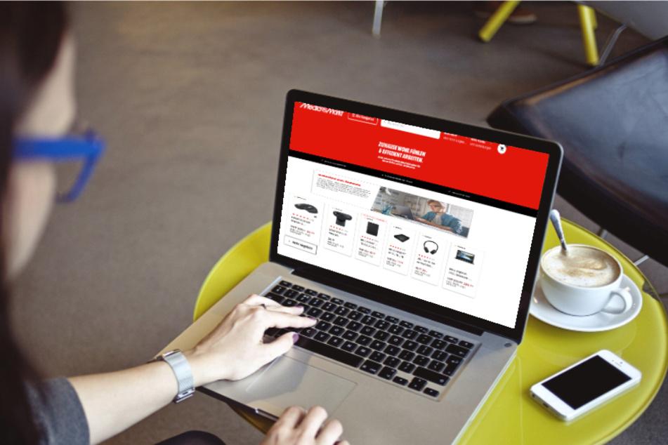 MediaMarkt.de rüstet Euch mit allen Geräten für Euer Homeoffice aus.