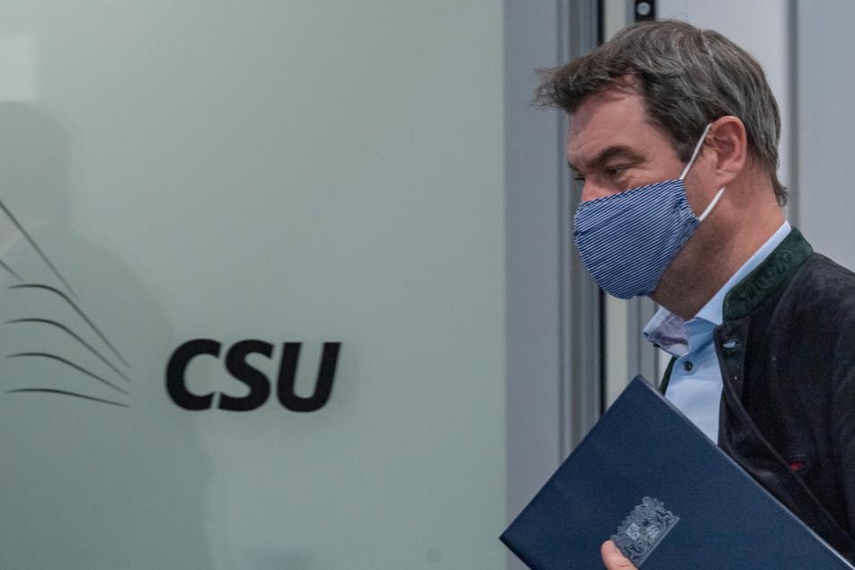 CSU-Chef Markus Söder (53).