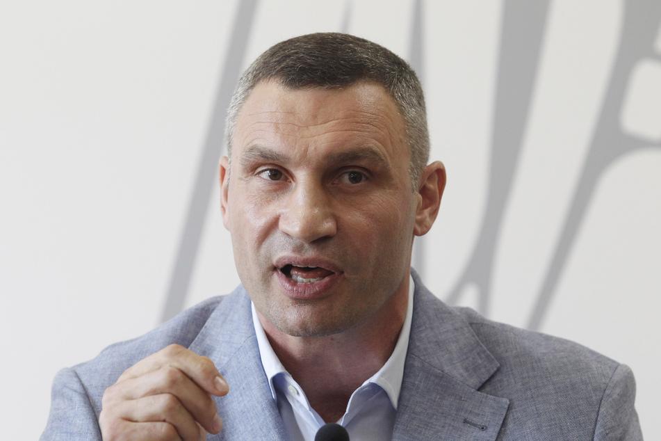 Vital Klitschko (48), ehemaliger Box-Profi und Bürgermeister von Kiew.