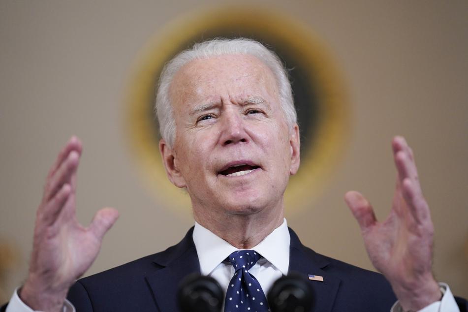 US-Präsident Joe Biden (78) steht kurz davor, sein zentrales 100-Tage-Ziel von 200 Millionen verabreichten Corona-Impfungen zu erreichen.