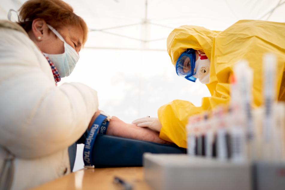 Coronavirus-Tests sind teilweise noch nicht sehr zuverlässig (Symbolbild).