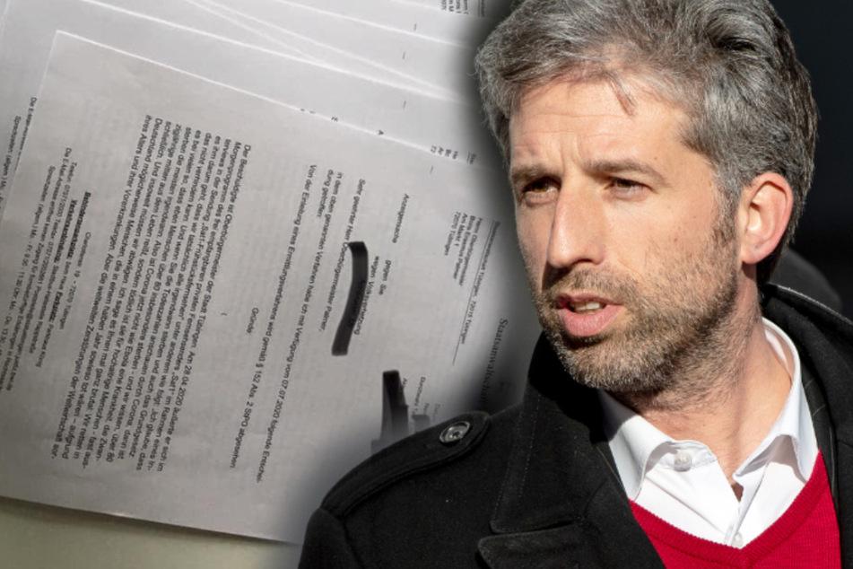 Volksverhetzung mit Corona-Aussage? Boris Palmer kriegt Post vom Staatsanwalt