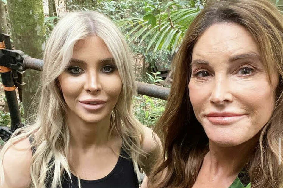 Sophia Hutchins finally sets the record straight about her relationship with Caitlyn Jenner!