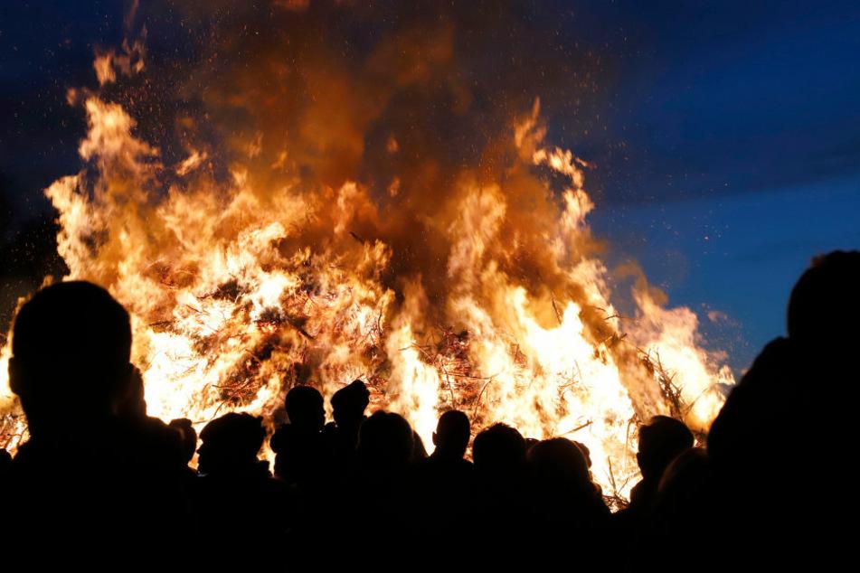 In diesem Jahr wird es keine Hexenfeuer geben.