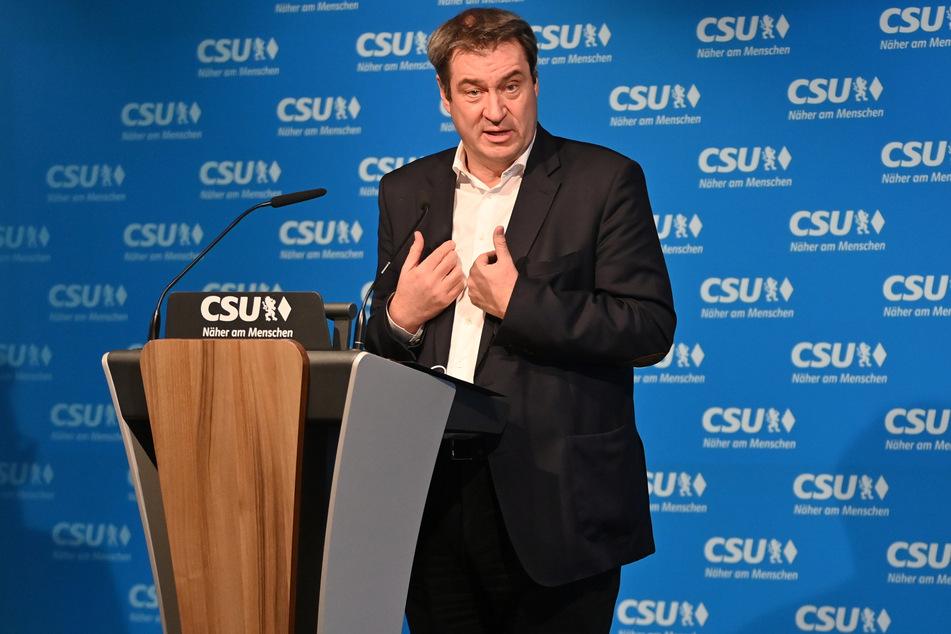 Wird Markus Söder (54, CSU) der nächste Bundeskanzler Deutschlands? Der Machtkampf innerhalb der Union befindet sich in vollem Gange.