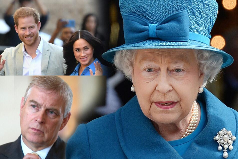 Nach Sex-Skandal und jeder Menge Ärger: Wird 2021 für die britischen Royals zum Schreckensjahr?