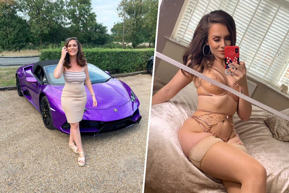 Former cop becomes a millionaire with incredibly successful OnlyFans account