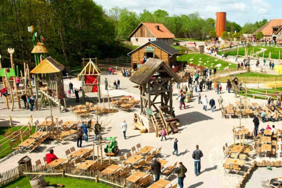 Solch ein Erlebnis-Dorf wird wohl nun in Döbeln eröffnen - und nicht in Bannewitz.