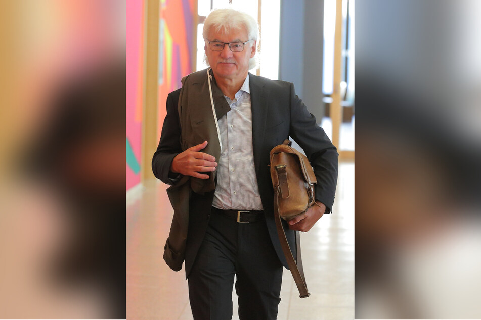 Claus Lippmann (66) war böse attackiert worden.