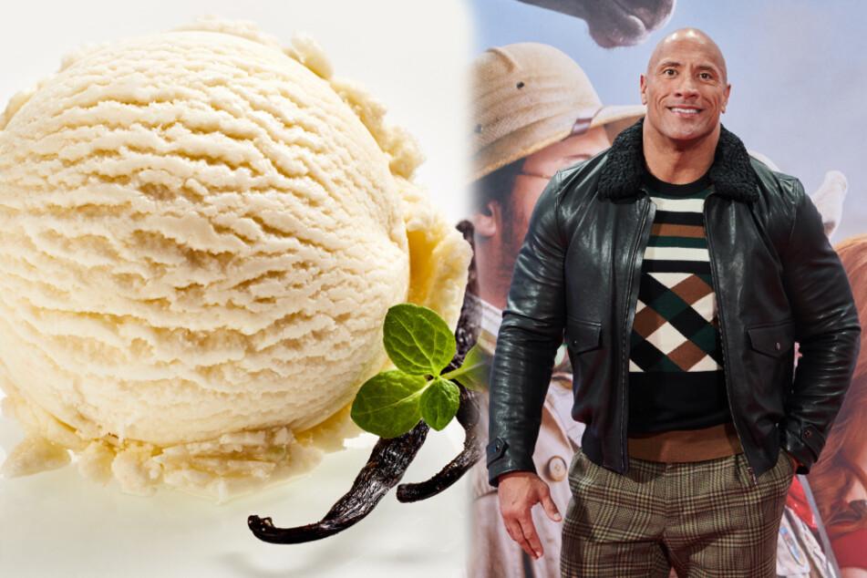 Nussig und herb: Dwayne 'The Rock' Johnson stellt seine eigene Eiscreme-Sorte vor!