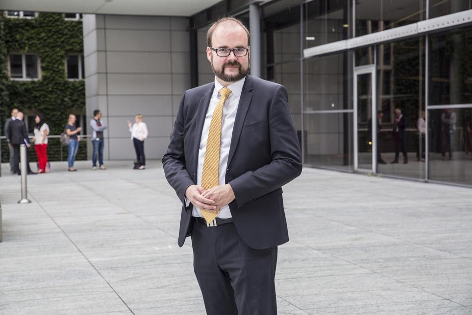 Sachsens Kultusminister Christian Piwarz (45, CDU)