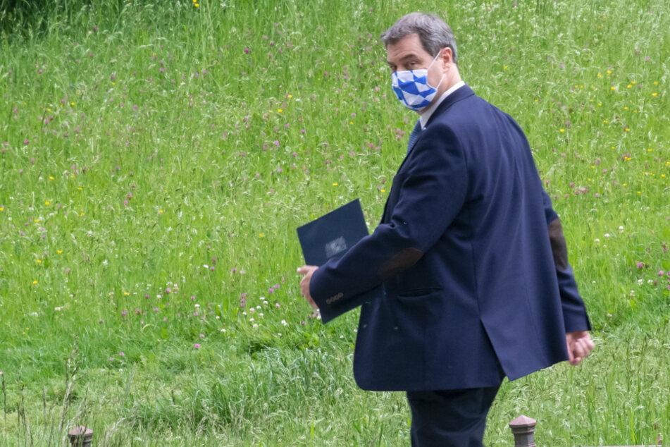 Bayerns Ministerpräsident Markus Söder kann sich vorstellen, dieses Jahr in Deutschlands Norden Urlaub zu machen.