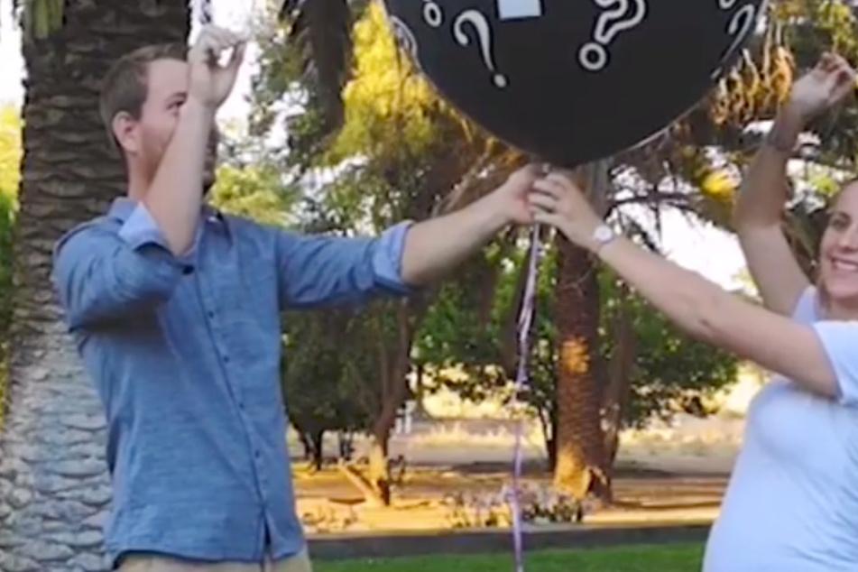 In einem süßen Video auf Instagram enthüllen Gerald Heiser (35) und seine Anna (30), welches Geschlecht ihr Baby haben wird.