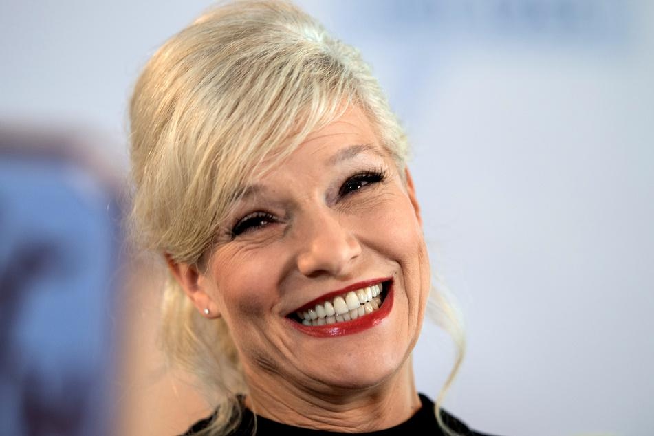 """Ina Müller (55) moderiert seit 14 Jahren """"Inas Nacht"""" ."""