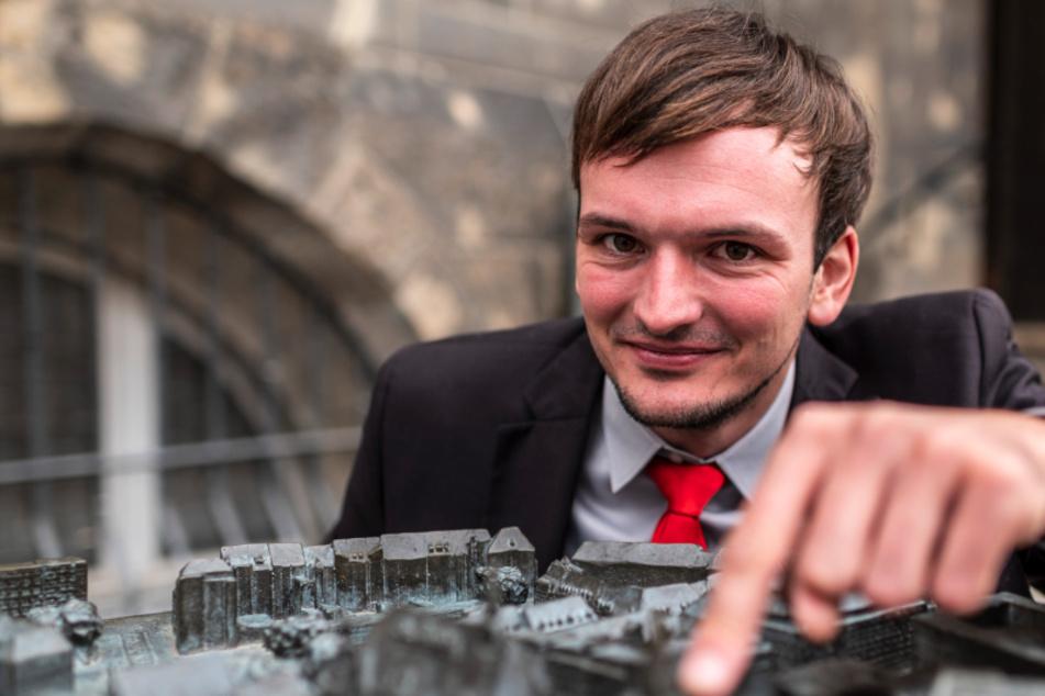 Chemnitz: Bisher unbekannter OB-Kandidat aufgetaucht