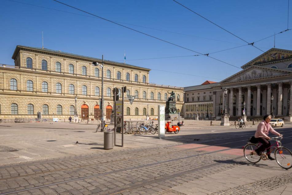 Bayerische Staatsoper testet Vorstellungen mit 500 Besuchern