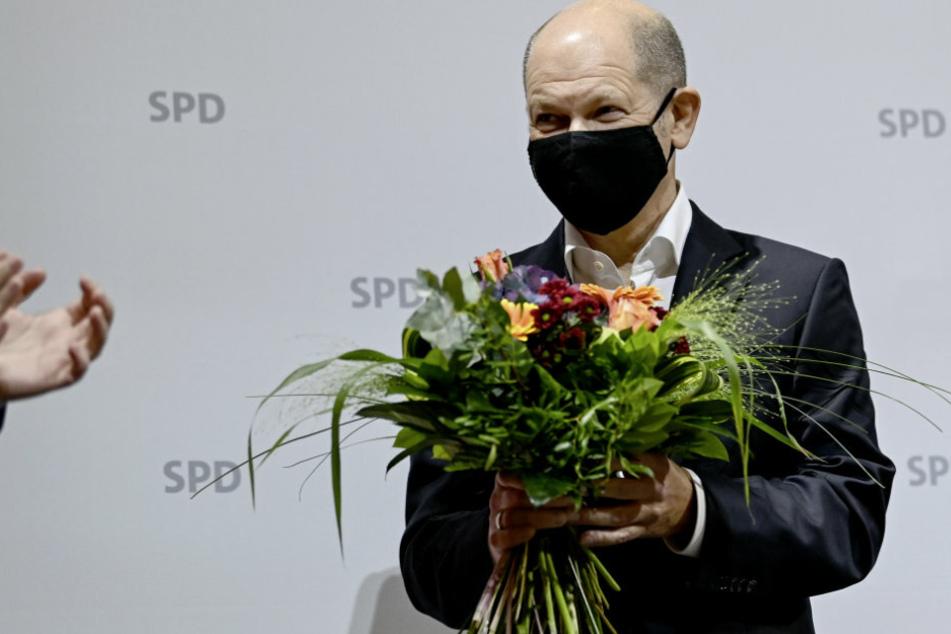 SPD stellt Olaf Scholz als Direktkandidaten in Potsdam bei der Bundestagswahl 2020 auf