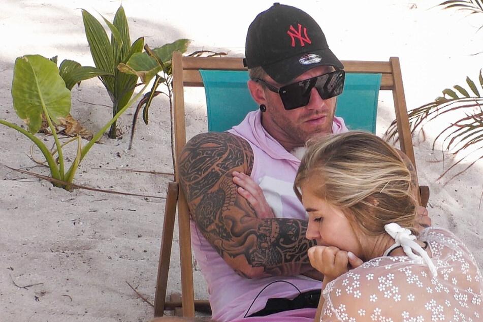 """""""Ex on the Beach"""": Erfährt Hanna jetzt die ganze Wahrheit über Till?"""