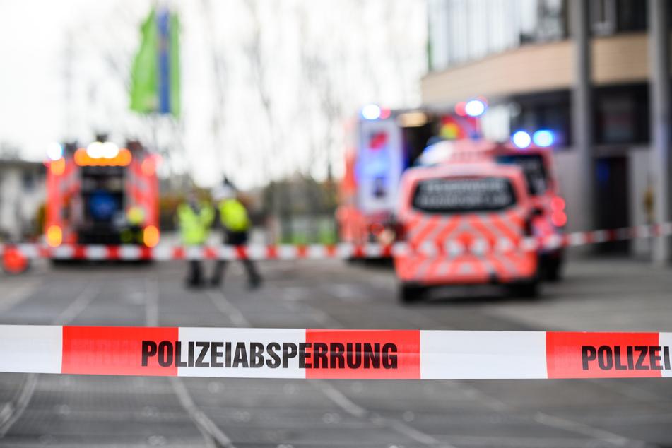 Am Sonntag explodierte auf der Jahnalleee Sprengstoff, der in einem Karton versteckt worden war. (Symbolbild)