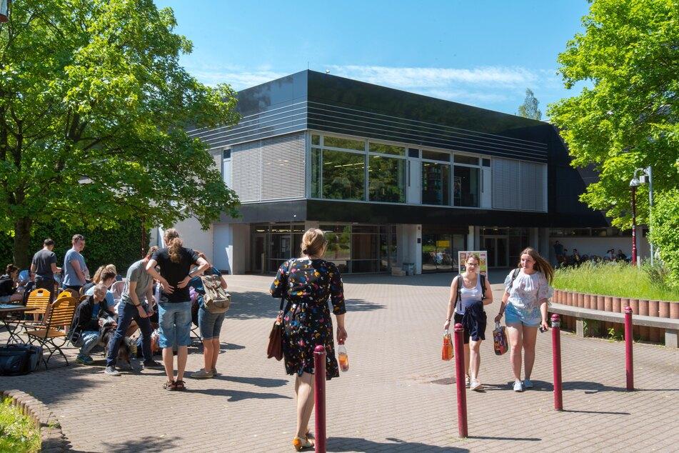Die Mensa der Hochschule Mittweida ist seit dem 18. Mai wieder geöffnet. Aber auch hier rechnet das Studentenwerk mit massiven Umsatzeinbrüchen.