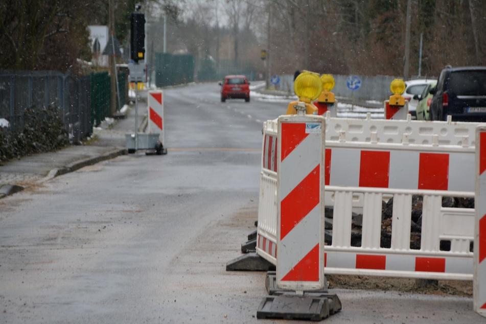 Nach Leck in der Wasserleitung: Verkehr nach Connewitz eingeschränkt