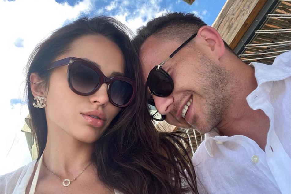 Nasia und ihr Freund, Daniel Roth, sind erst seit kurzem zusammen.