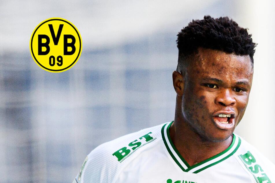 BVB offenbar an 1,63-Meter-Wirbler dran! Schnappt sich Dortmund nächstes Top-Talent?