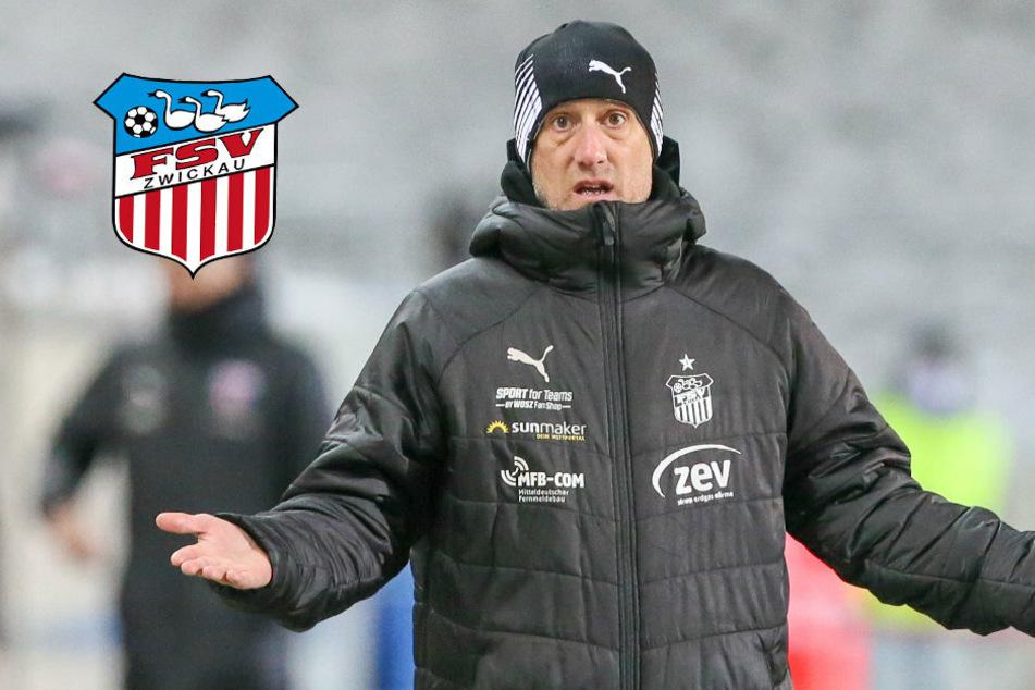 Neuer Stürmer? FSV-Trainer Joe Enochs meldet keinen Bedarf an!