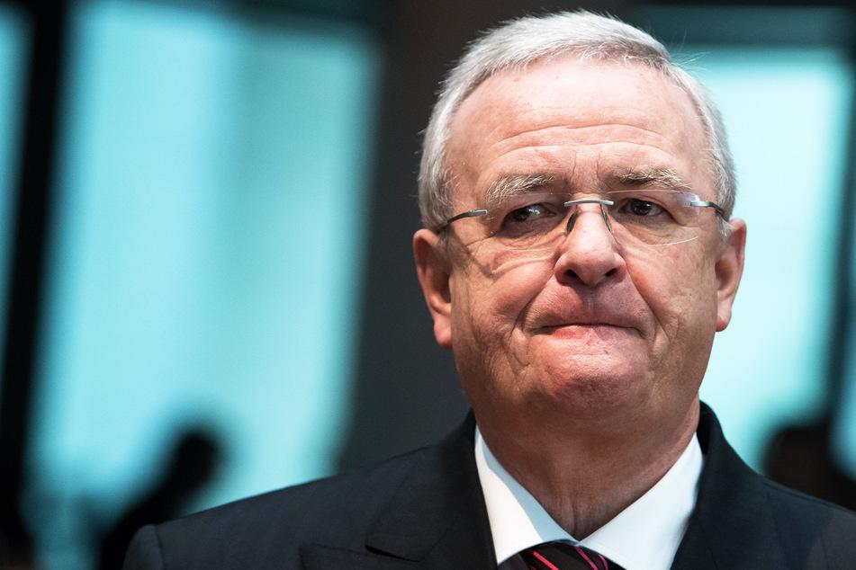 Der ehemalige Vorstandsvorsitzender von Volkswagen, Martin Winterkorn (74).
