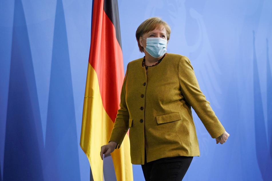 Am Dienstagmittag informierte Kanzlerin Angela Merkel (66, CDU) über das neue Infektionsschutzgesetz. Beschlossen ist dieses aber noch nicht.