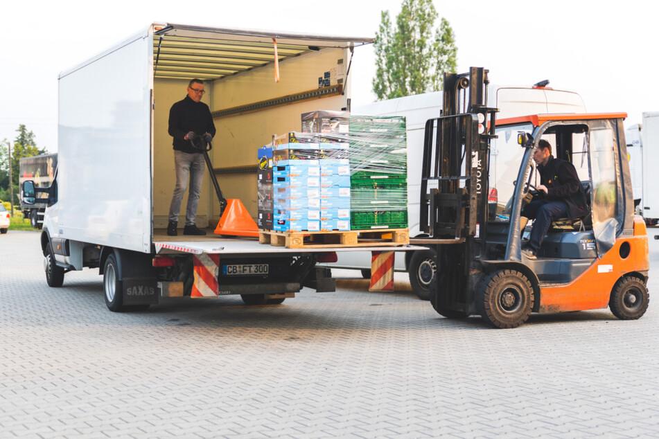 Dieser Großhändler sucht dringend LKW-Fahrer!
