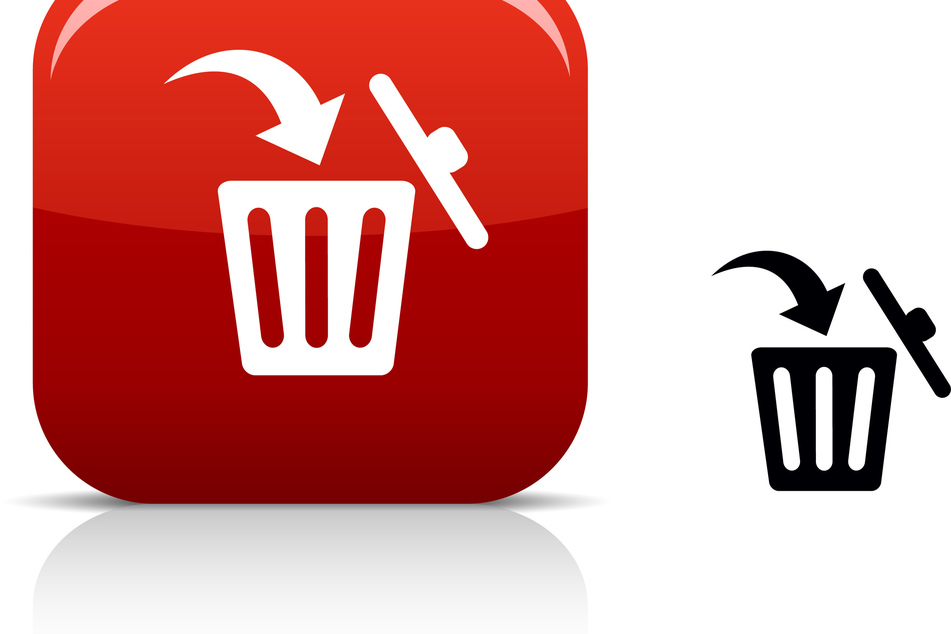 Permanently deleting your files is a bit more complicated that just emptying the recycle bin (stock image).