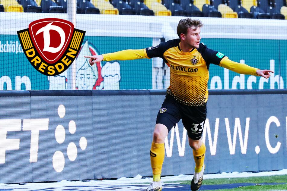 "Dynamo-Stürmer Christoph Daferner: ""1:0 war der Dosenöffner"""