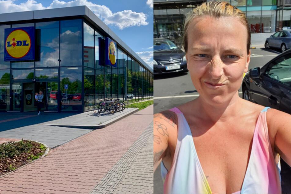 """Frau wird von Lidl abgewiesen, weil sie ein """"unangemessenes Outfit"""" trägt"""