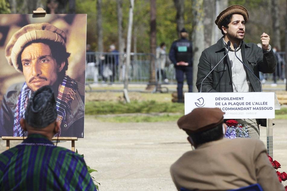 Afghan resistance group calls for uprising against Taliban