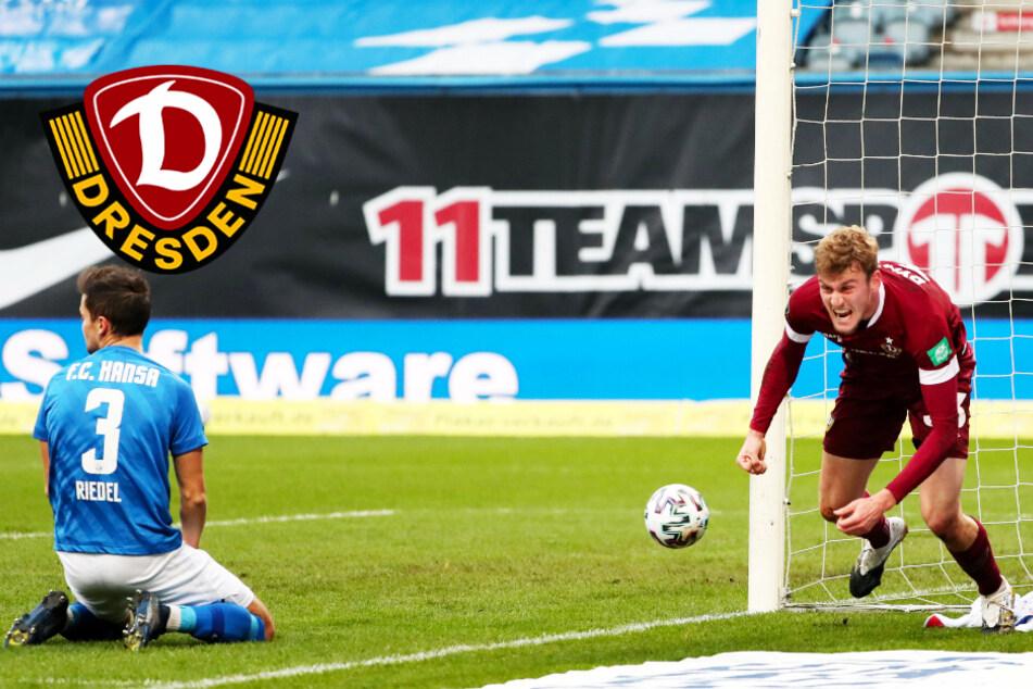 Dynamo triumphiert im Ostkracher bei Hansa Rostock!