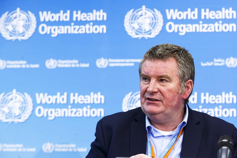 Michael Ryan, Nothilfekoordinator der Weltgesundheitsorganisation (WHO).