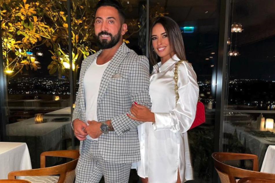 Nathália Gonçalves Miranda (28) und ihr 34-jähriger Freund.