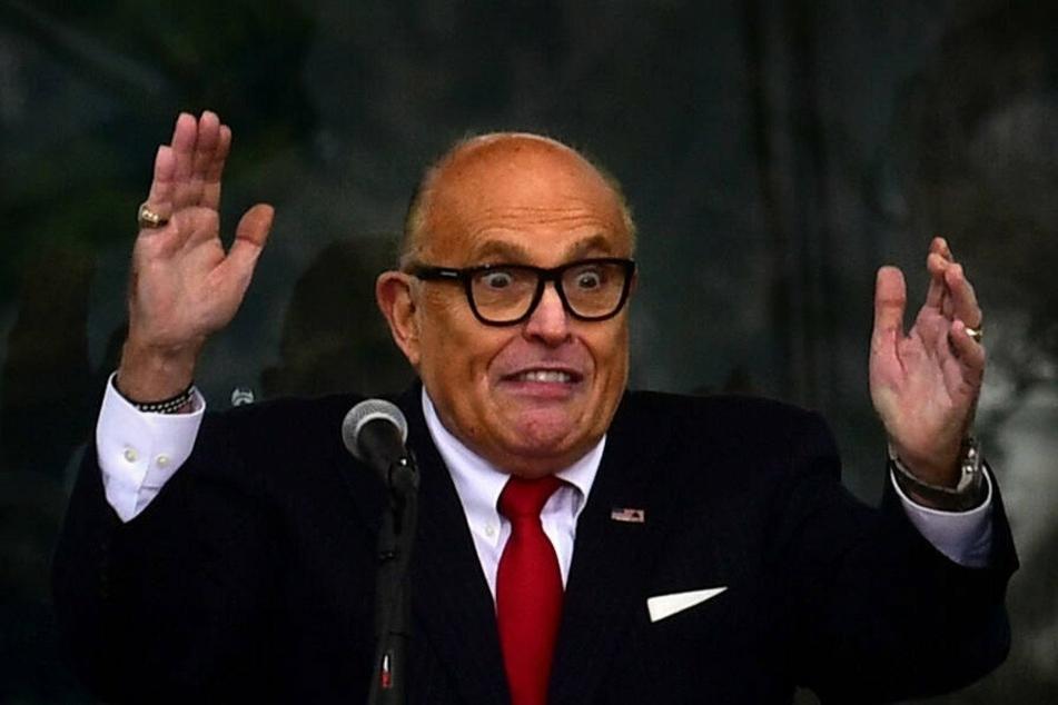 Caroline Rose Giuliani (32) is Rudy Giuliani's daughter.