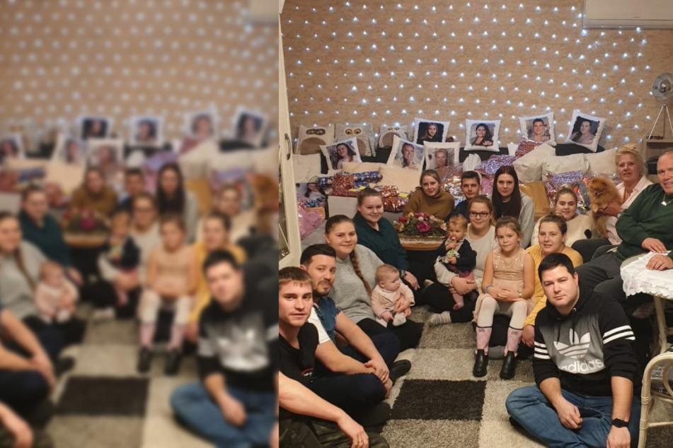 Die Wollnys geben auf RTLZWEI private Einblicke in ihren Familienalltag.