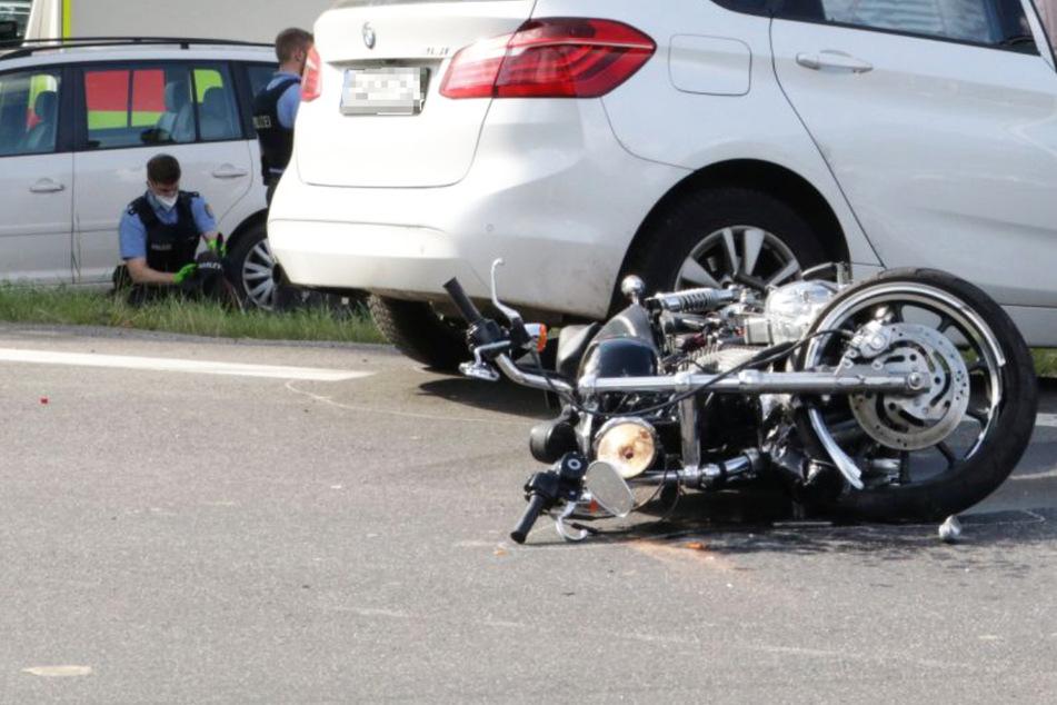 Der verhängnisvolle Unfall ereignete sich am Samstagnachmittag auf der L3010 bei Büdingen.