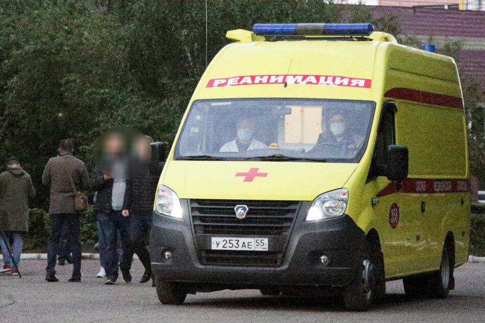 Sechs Menschen inklusive des Tatverdächtigen landeten nach der Attacke im Krankenhaus.