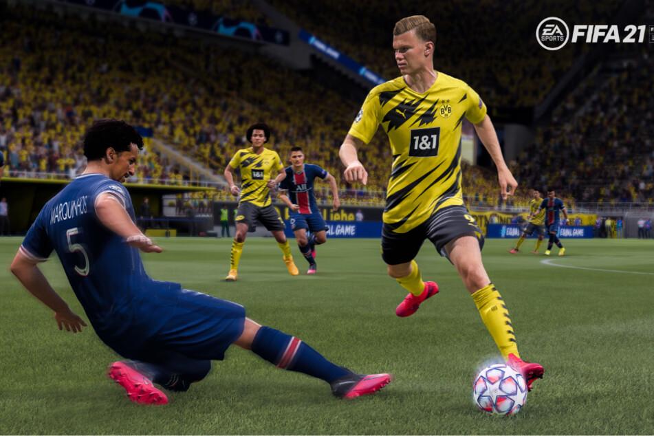 FIFA 21 im Test: Coole Neuerungen für die Karriere, doch der Wow-Effekt fehlt
