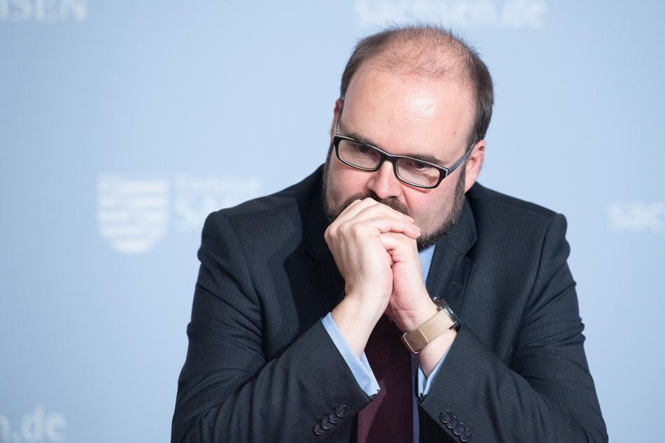 Adressat Schulminister Christian Piwarz (45, CDU).