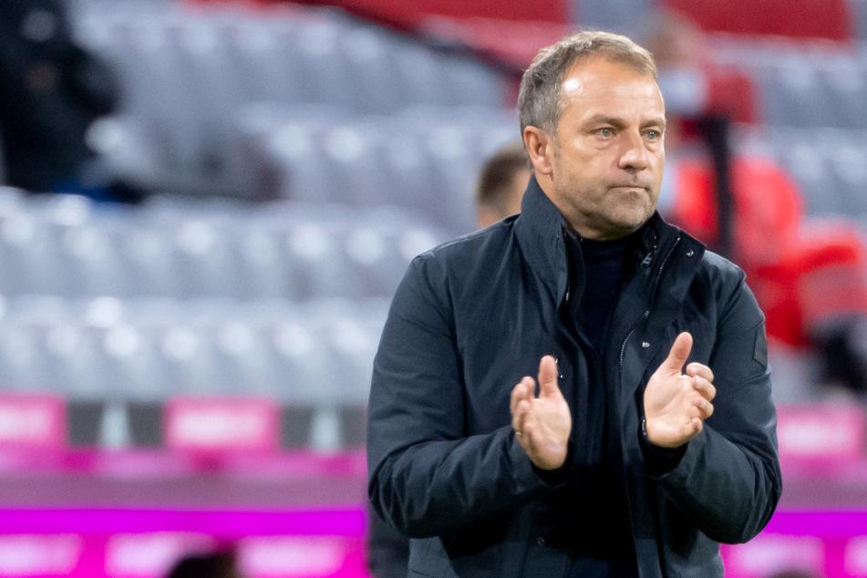 Hansi Flick, Cheftrainer des FC Bayern München.