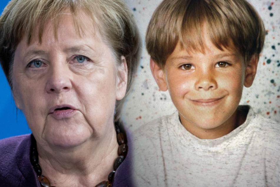 Welcher Musik-Star hatte als Kind den Angela-Merkel-Look?