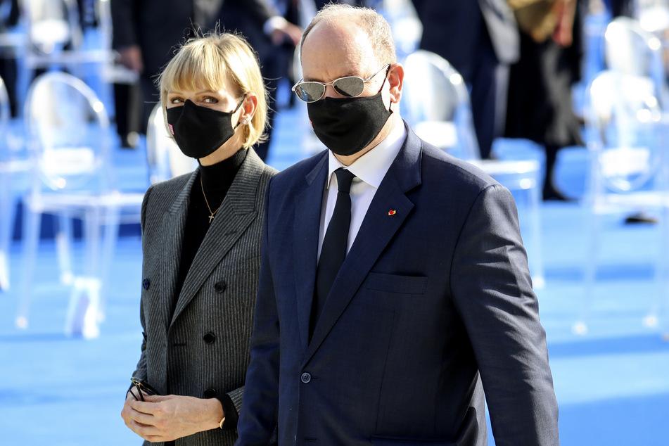 Wird Fürst Albert (63) seine Frau im Oktober in Empfang nehmen können?